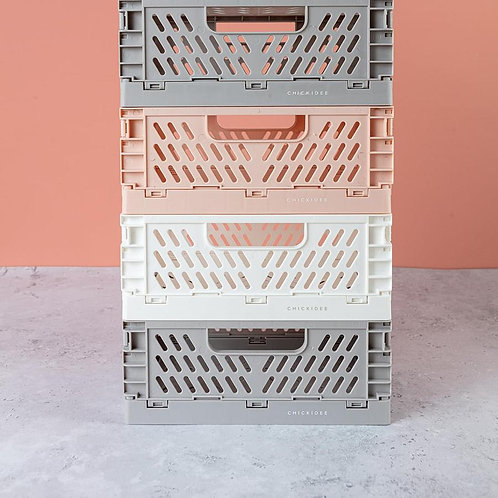 Mini Scandi Style Folding Storage Boxes