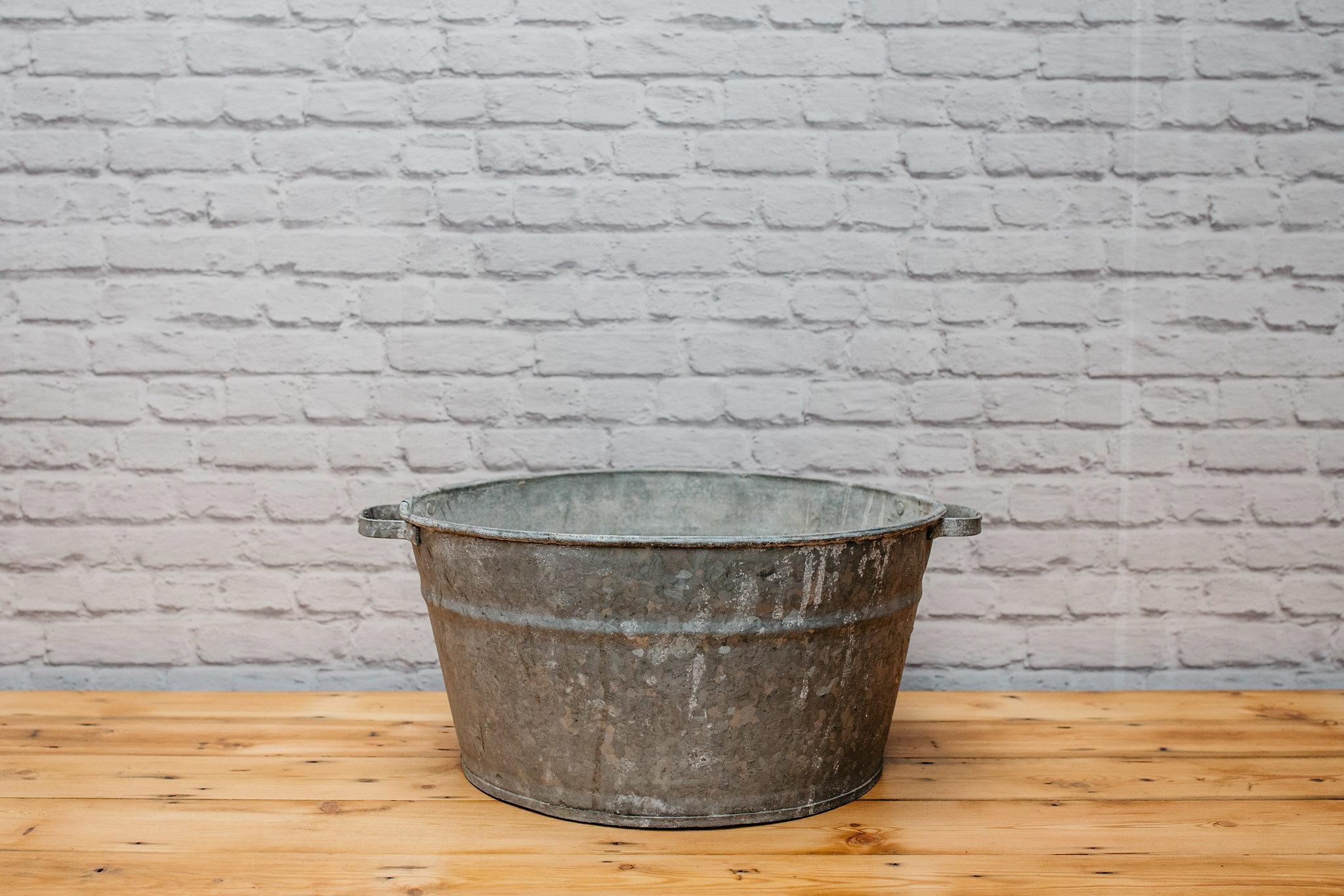 Tin Bath #4
