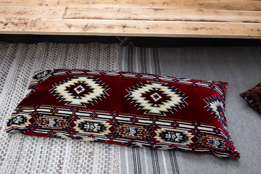 Rectangular Kilim Cushion