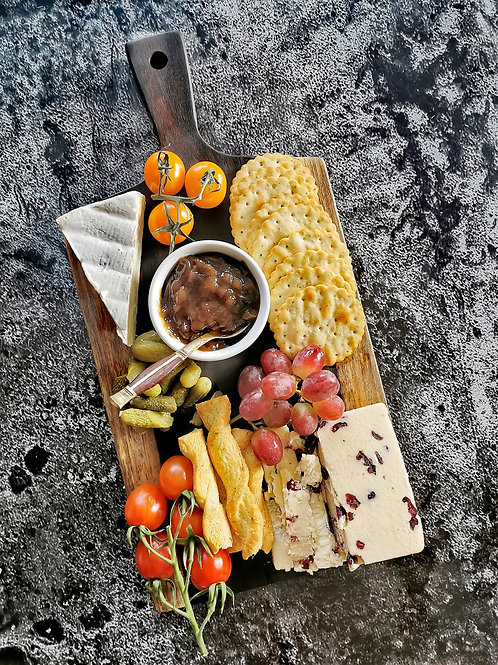 Handmade Serving Board - Cheese - Charcuterie - Meats