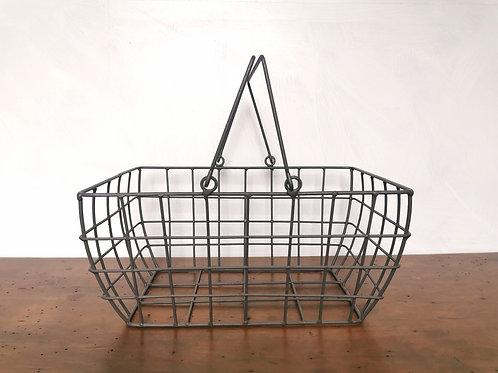 Metal Framed Basket / Pantry Storage