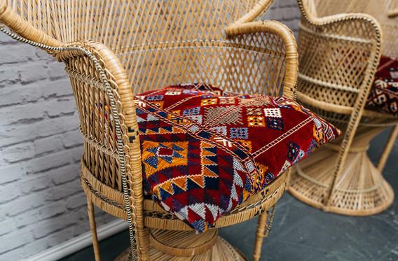 Square Kilim Cushion