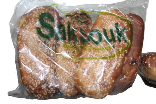 Saksouk Cheese Bread