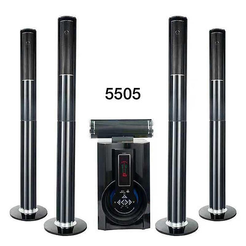 JERRY POWER 5.1 wireless speakers home theater