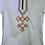 Thumbnail: Gray African Short Sleeve Shirt