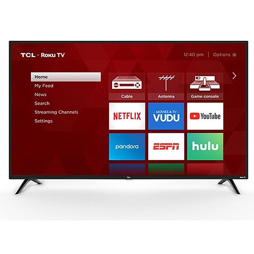 "TCL 32"" Class 720P HD LED Roku  TV"