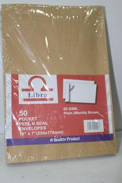 Peel & Seal Envelope