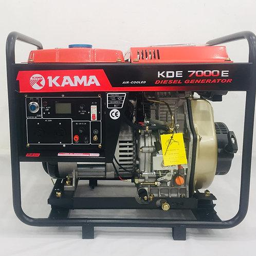 KAMA   Diesel Generator