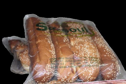 Fahitta Saksouk Bread