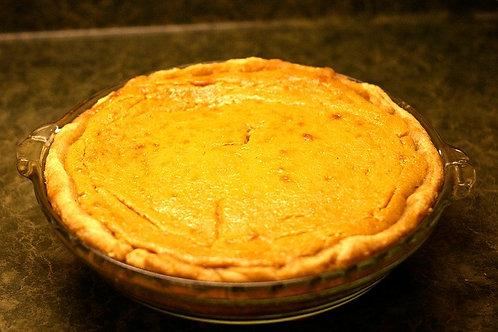 Pawpaw Pie (Plate)
