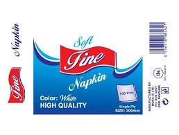 Fine (Napkin)