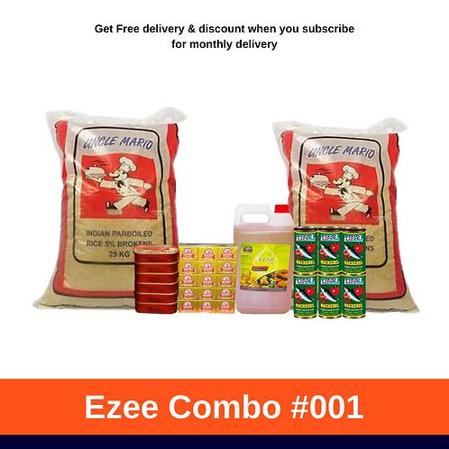 Ezee Combo #001