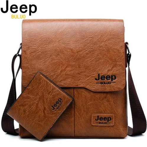 JEEP BULUO Man's Bag