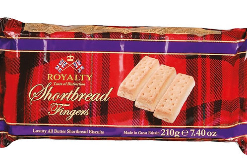 Royalty Short Bread Finger - Medium
