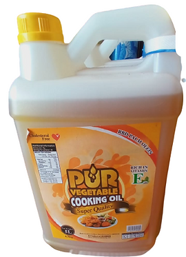 Pur Vegetable cooking OIL (1 GALLON)