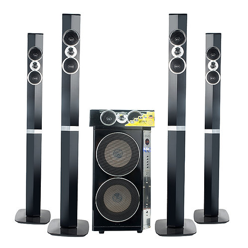jerry home theatre sound system/5.1