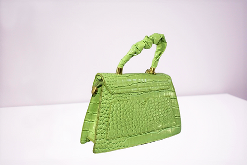 Beautiful Green Women Bag