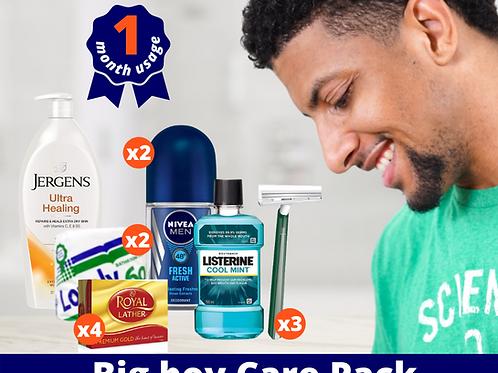 Big Boy Care Pack