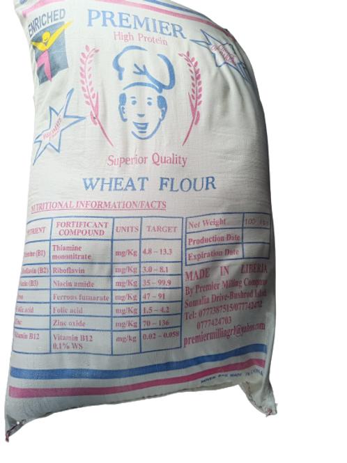 Premier Flour  (100 lb)