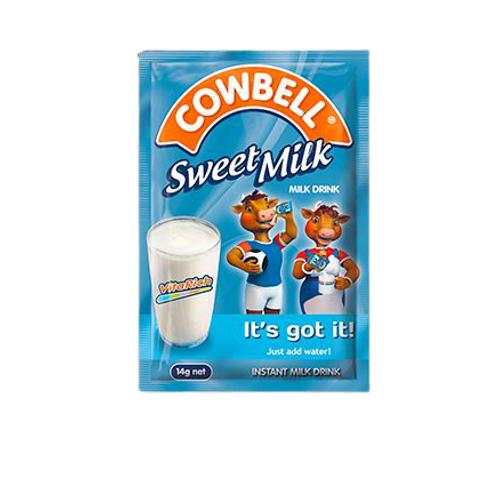 Cowbell Sweet Milk 14g