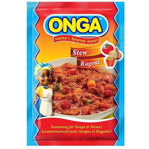 Onga Stew Seasoning - 10g  (10 Sachets)