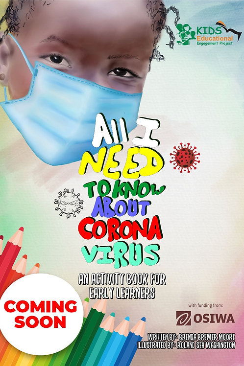 All I Need To Know About Corona Virus