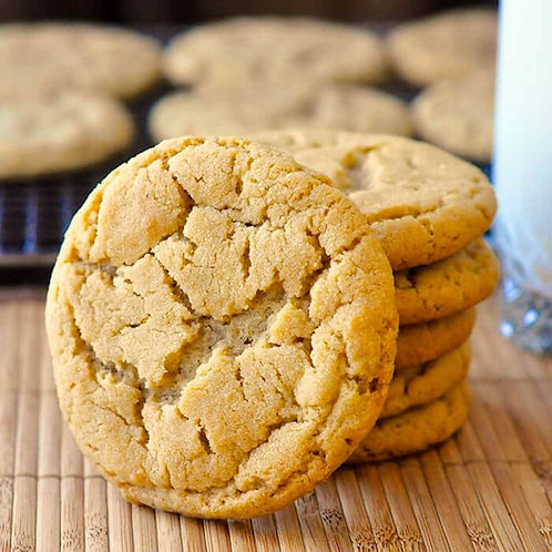 Peanut Butter Cookies (24 pcs)