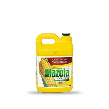 mazola corn oil (2 1/2 gallons)