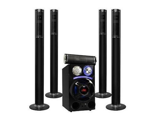 JERRY POWER 5.15.1 ch home theater speaker system