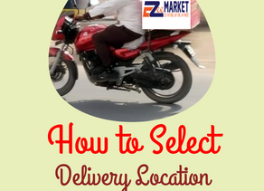 How to Provide your exact Delivery Location