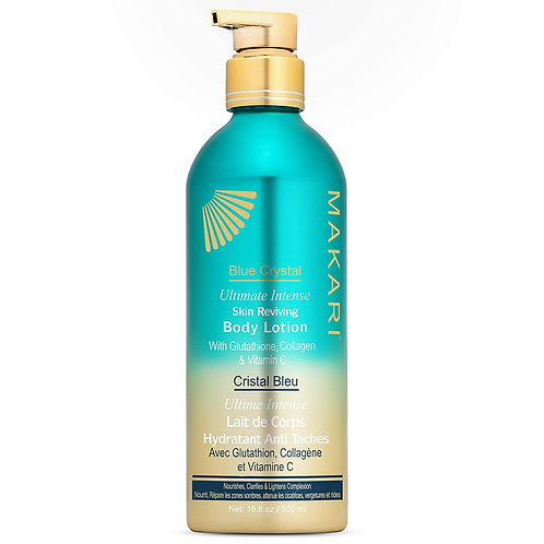 Makari Blue Crystal Ultimate Intense Skin Reviving Body Lotion