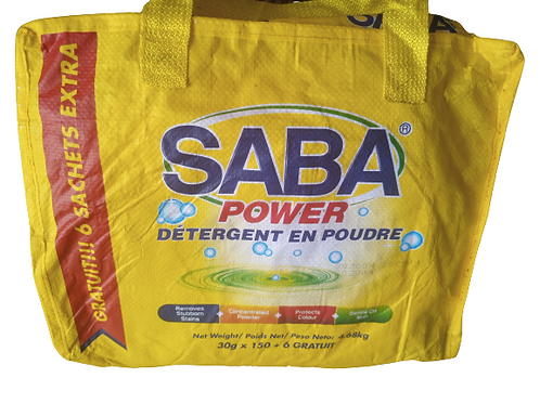 SABA Power Laundry Detergent Bag