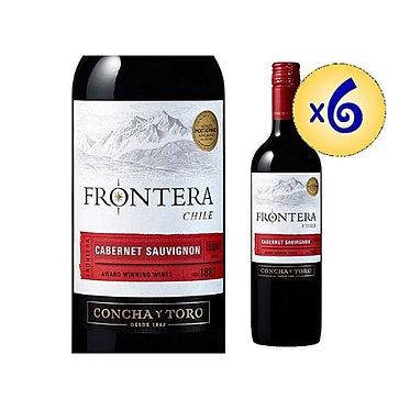 Frontera Sweet Red Wine Cartoon