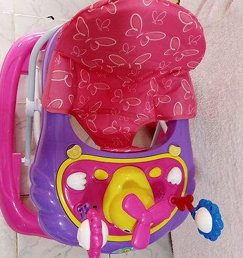 Pink Wheel (M2)