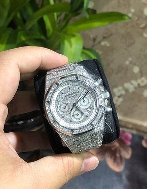 Audemars piguet sliver Watch, Water Resistant