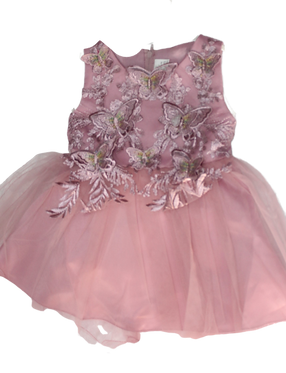 Intelligent Girl Child Dress