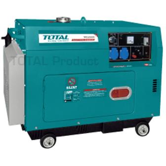 Silent Diesel Generator(TOTAL)(T45000 W-S)