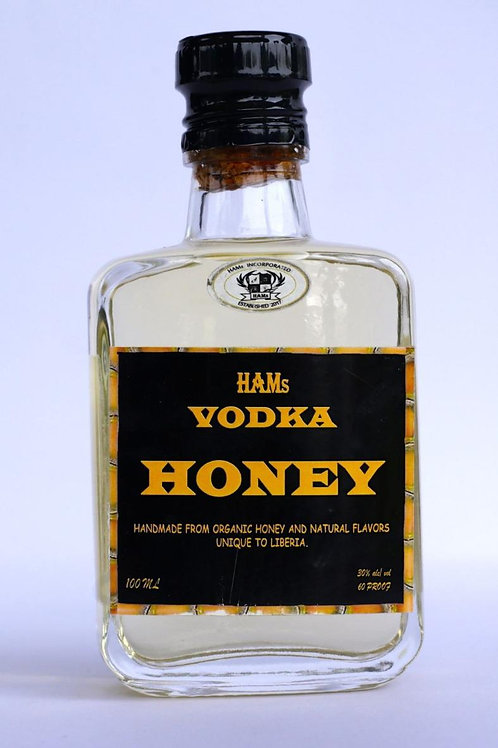 Hams Vodka Honey 100ml