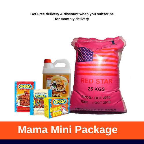 Mama Mini Package