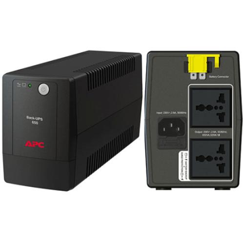 APC UPS  Battery Backup 650VA