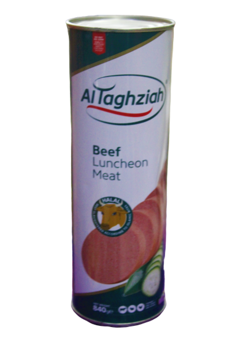 Aitaghziah Beef Luncheon Meet