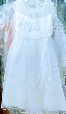 White Girl Child👗 Dress