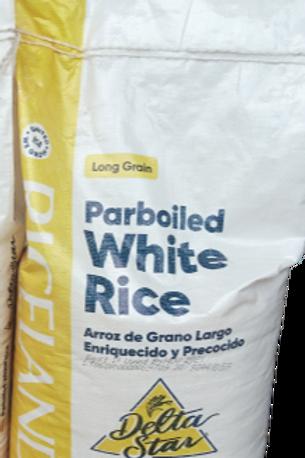 Long Grain Parboiled Rice (11.34kg)