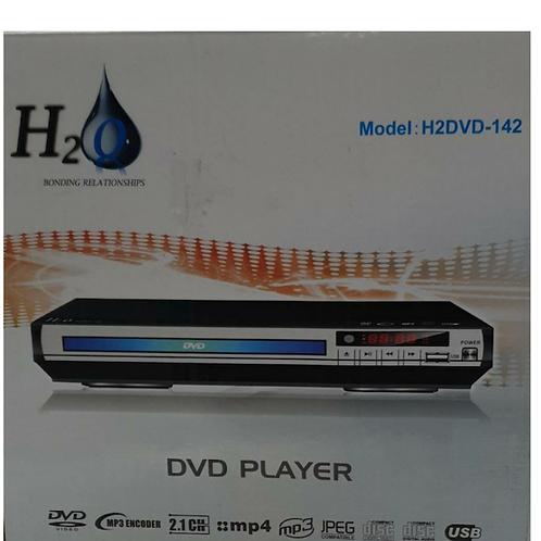 H20  DVD Player