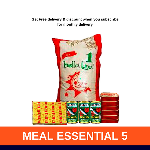 MEAL ESSENTIAL 5