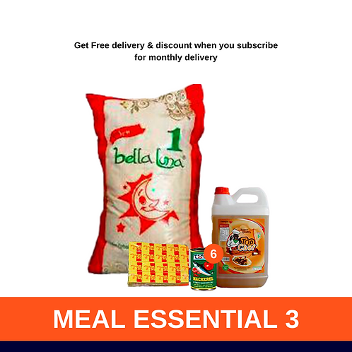 MEAL ESSENTIAL 3