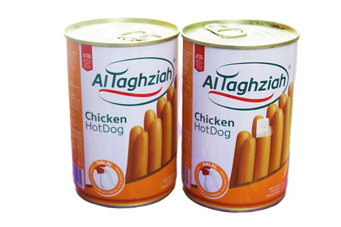 Aitaaghziah Chicken hot Dog