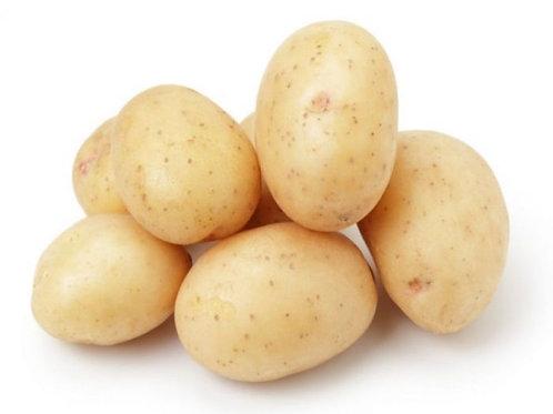 Irish Potato Pile