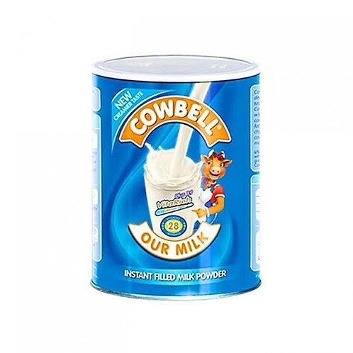 Cowbell Milk Tin
