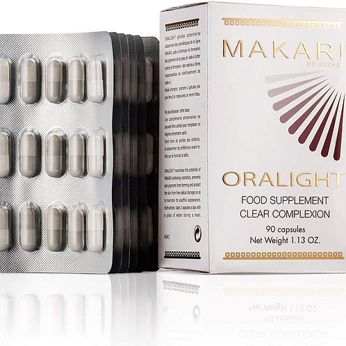 Makari Oralight Food Supplement Clear Complexion